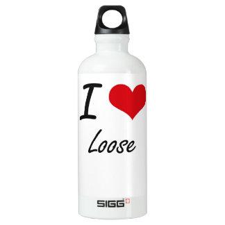 I Love Loose SIGG Traveler 0.6L Water Bottle