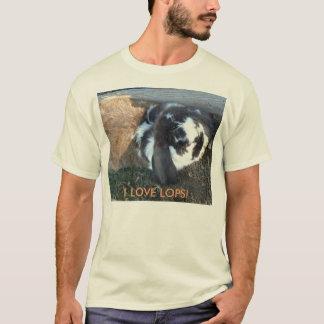 I LOVE LOPS! T-Shirt