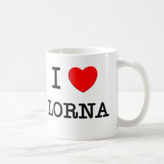 I Love Lorna Mugs