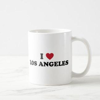 I Love Los Angeles Classic White Coffee Mug