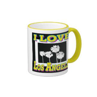 I LOVE Los Angeles Design #5 Mug Cup