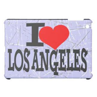 I love Los Angeles iPad Mini Cover