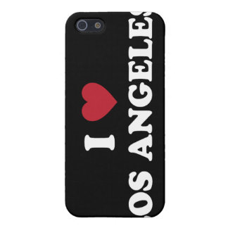 I Love Los Angeles Covers For iPhone 5