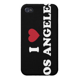 I Love Los Angeles iPhone 4/4S Cases
