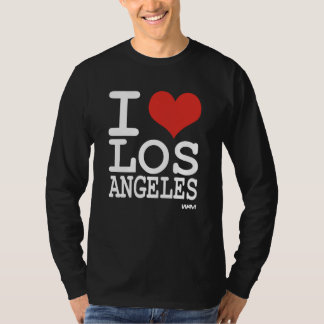 I love Los Angeles - LA Shirt