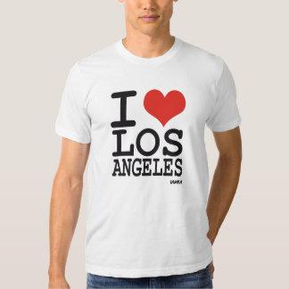 I love Los Angeles - LA T Shirt