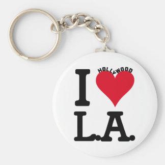 I LOVE LOS ANGELES LLAVEROS