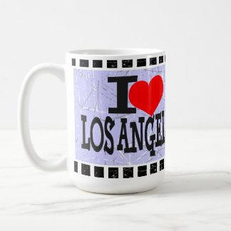 I love Los angeles  - Mugs