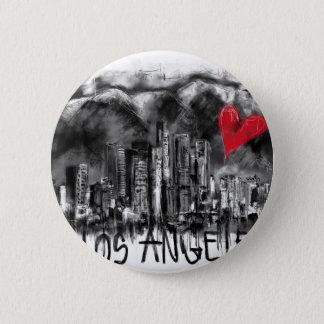 I love Los Angeles Pinback Button