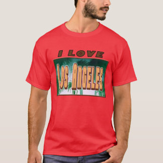 I LOVE Los Angeles Special T-Shirt #1!