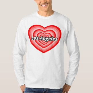 I love Los Angeles T-Shirt