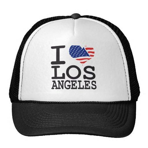 I love Los Angeles Trucker Hat