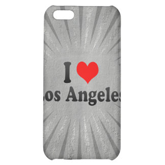 I Love Los Angeles, United States Cover For iPhone 5C