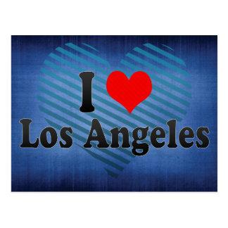 I Love Los Angeles, United States Postcard