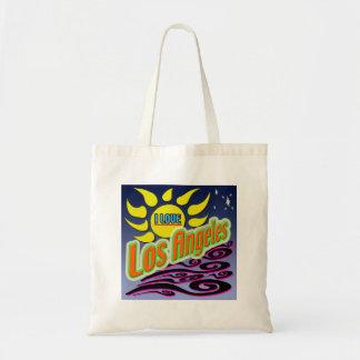 """I LOVE Los Angles: Night Sunshine"" Bag"