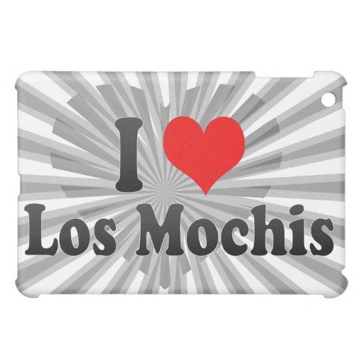 I Love Los Mochis, Mexico iPad Mini Case