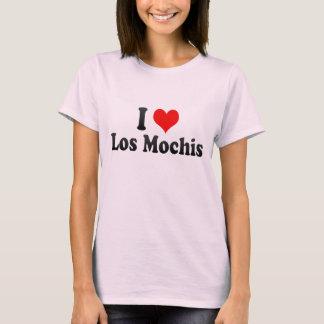 I Love Los Mochis, Mexico T-Shirt