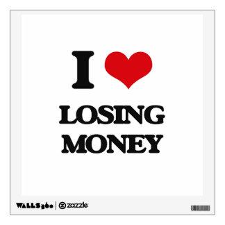 I Love Losing Money Room Graphics