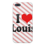 I love Louis iPhone 5 Covers