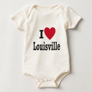 I LOVE LOUISVILLE BABY BODYSUIT