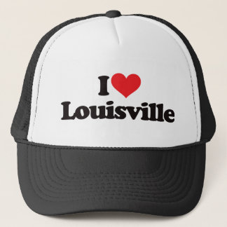 I Love Louisville Trucker Hat