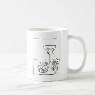 i love love by gabby ayala coffee mug