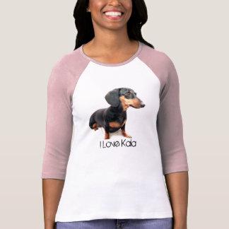 I Love Love Kaia! [for Jennifer] T-Shirt
