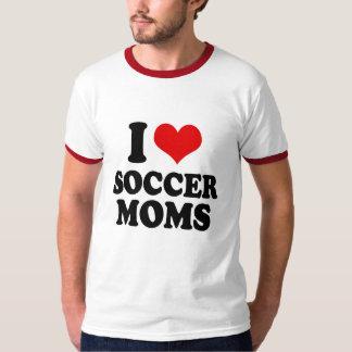 I Love love soccer moms T-Shirt