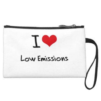 I love Low Emissions Wristlets