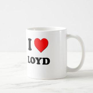 I love Loyd Mugs
