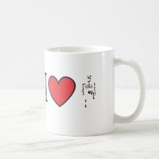 I Love Lucy Classic White Coffee Mug