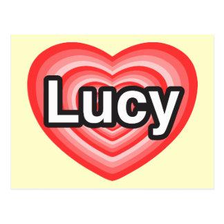 I Love Lucy Postcards | Zazzle