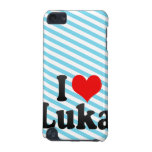 I love Luka iPod Touch (5th Generation) Cases