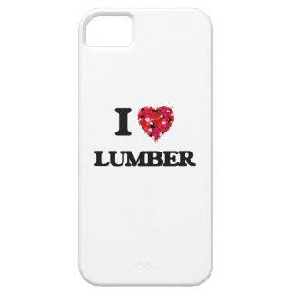 I Love Lumber iPhone 5 Case