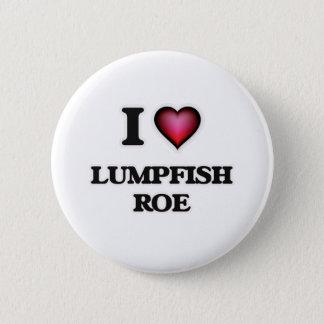 I Love Lumpfish Roe Button