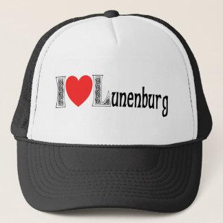 I Love Lunenburg Trucker Hat
