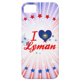 I Love Lyman, New Hampshire iPhone 5 Cases