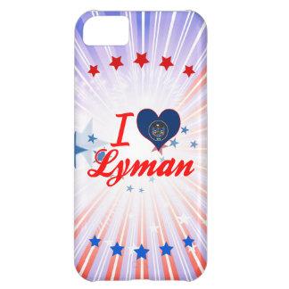 I Love Lyman, Utah Case For iPhone 5C