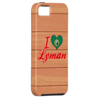 I Love Lyman, Washington iPhone 5 Case