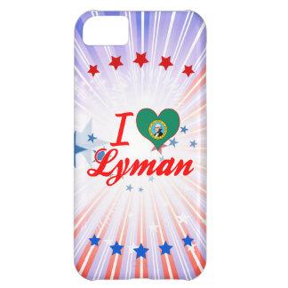 I Love Lyman, Washington Case For iPhone 5C