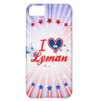 I Love Lyman, Wyoming iPhone 5C Cover