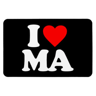 I LOVE MA MAGNET