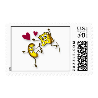 I love mac and cheese Postage