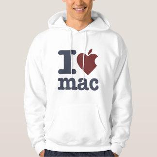 I Love Mac Hoodie