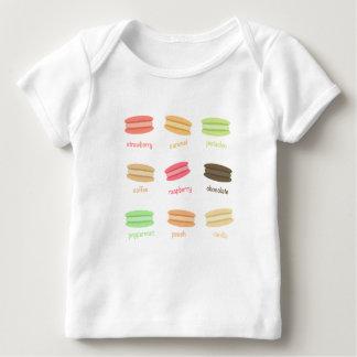I Love Macaroons@ Baby T-Shirt