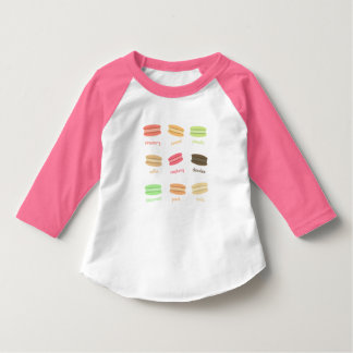 I Love Macaroons@ T-Shirt