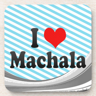 I Love Machala, Ecuador Coaster