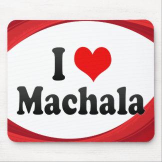 I Love Machala, Ecuador Mouse Pad