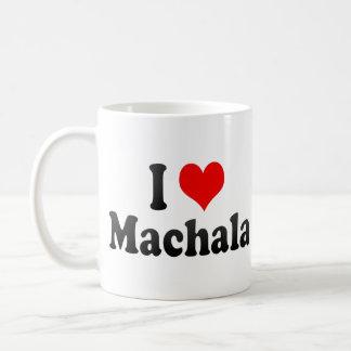 I Love Machala, Ecuador Classic White Coffee Mug