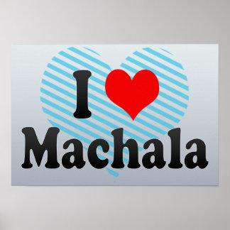 I Love Machala, Ecuador Print